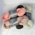 Rya / Ryijy wol uit Finland